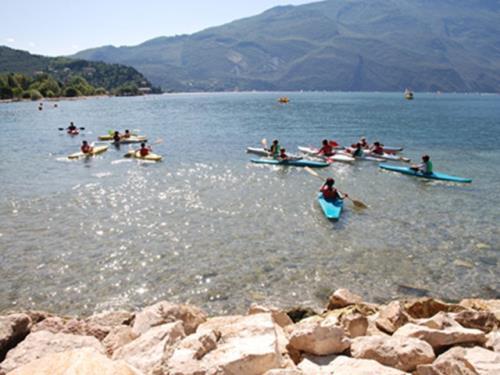 Canoa - Lago di Garda
